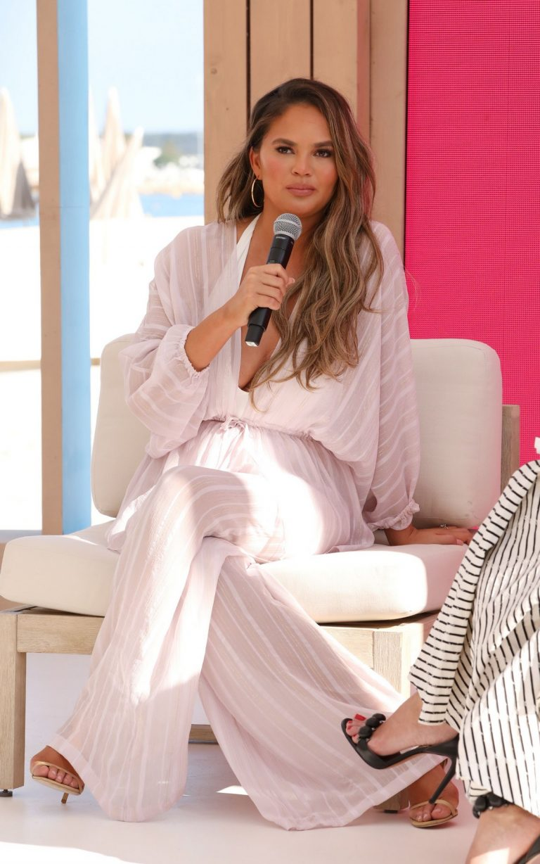 Chrissy Teigen attends Spotify's Cannes Lions Event in France 2019/06/18 6