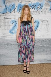 Clemence Poesy attends The Summer Party 2019 at The Serpentine Gallery 2019/06/25 2