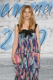 Clemence Poesy attends The Summer Party 2019 at The Serpentine Gallery 2019/06/25 5