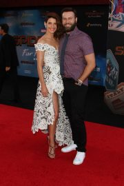 """Cobie Smulders and Taran Killam arrives """"Spider-Man Far From Home"""" Premiere at TCL Chinese Theatre in Hollywood 2019/06/26 2"""