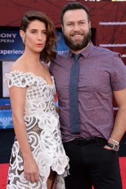 """Cobie Smulders and Taran Killam arrives """"Spider-Man Far From Home"""" Premiere at TCL Chinese Theatre in Hollywood 2019/06/26 3"""