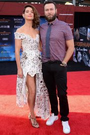 """Cobie Smulders and Taran Killam arrives """"Spider-Man Far From Home"""" Premiere at TCL Chinese Theatre in Hollywood 2019/06/26 5"""
