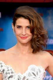 """Cobie Smulders attends Sony Pictures """"Spider-Man Far From Home"""" Premiere at TCL Chinese Theatre in Hollywood 2019/06/26 1"""