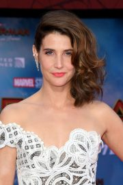 """Cobie Smulders attends Sony Pictures """"Spider-Man Far From Home"""" Premiere at TCL Chinese Theatre in Hollywood 2019/06/26 3"""