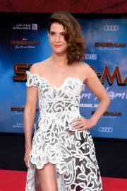 """Cobie Smulders attends Sony Pictures """"Spider-Man Far From Home"""" Premiere at TCL Chinese Theatre in Hollywood 2019/06/26 9"""