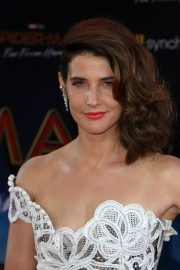 """Cobie Smulders attends Sony Pictures """"Spider-Man Far From Home"""" Premiere at TCL Chinese Theatre in Hollywood 2019/06/26 12"""