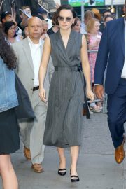 "Daisy Ridley arrives ""Good Morning America"" in New York 2019/06/24 5"