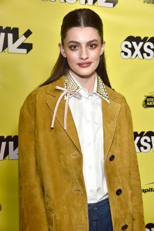 "Diana Silvers attends ""Booksmart"" Premiere at the Paramount Theatre in Austin 2019/03/10 7"