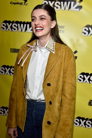 "Diana Silvers attends ""Booksmart"" Premiere at the Paramount Theatre in Austin 2019/03/10 9"