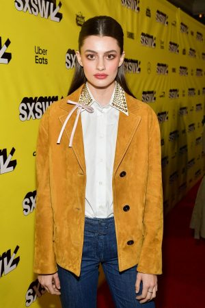 "Diana Silvers attends ""Booksmart"" Premiere at the Paramount Theatre in Austin 2019/03/10 10"
