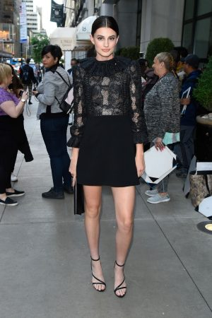 """Diana Silvers attends """"Booksmart"""" Screening at the Whitby Hotel in NYC 2019/05/21 1"""