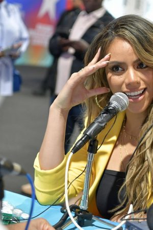 Dinah Jane attends 2019 BET Awards Radio Broadcast Center at Microsoft Theater in Los Angeles 2019/06/22 4
