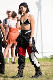 Dua Lipa at 2019 Glastonbury Festival Day 3 in Pilton, Somerset 2019/06/28 3