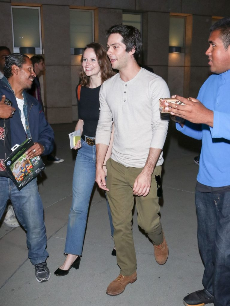 Dylan O'Brien Night Out in Los Angeles 2019/06/19 1