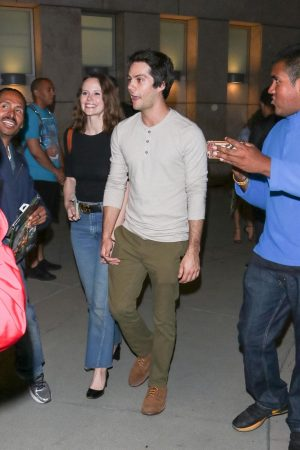 Dylan O'Brien Night Out in Los Angeles 2019/06/19 2