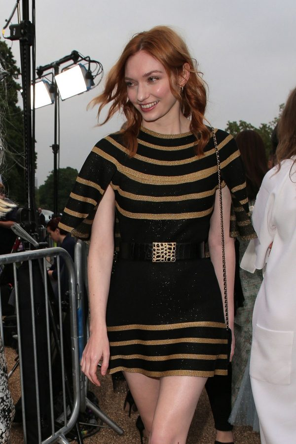 Eleanor Tomlinson Leaves The Serpentine Gallery Summer Party in London 2019/06/25 1