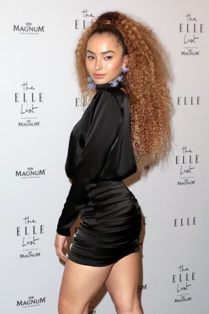 Ella Eyre attends The ELLE List in Association with MAGNUM Ice Cream in London 2019/06/19 3