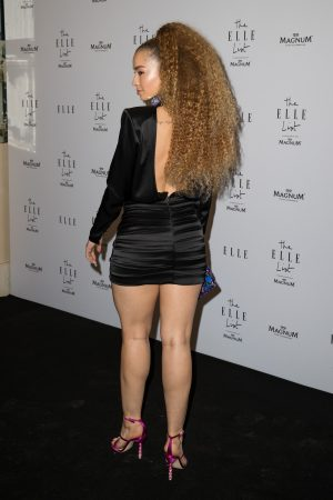 Ella Eyre attends The ELLE List in Association with MAGNUM Ice Cream in London 2019/06/19 5