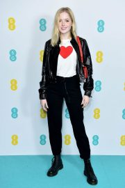 Ellie Bamber arrives 5G powered Stormzy Gig in London 2019/05/29 1
