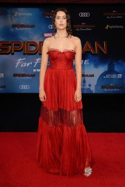 "Emma Fuhrmann attends ""Spider-Man: Far From Home"" Premiere in Hollywood 2019/06/26 1"