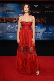 "Emma Fuhrmann attends ""Spider-Man: Far From Home"" Premiere in Hollywood 2019/06/26 9"