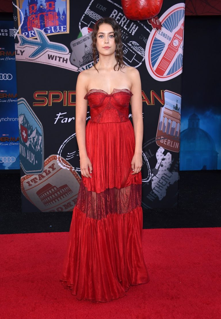 "Emma Fuhrmann attends ""Spider-Man: Far From Home"" Premiere in Hollywood 2019/06/26 20"