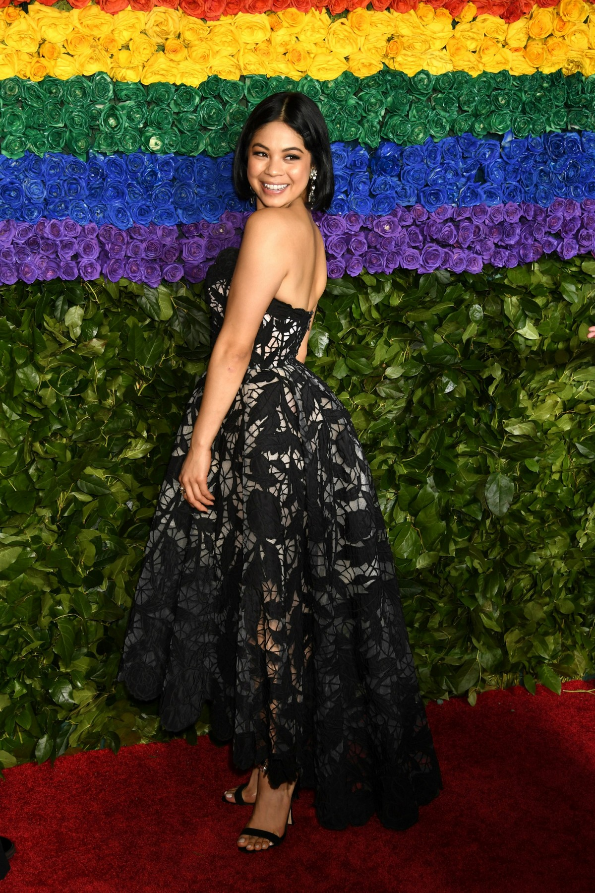 Eva Noblezada at 73rd Annual Tony Awards at Radio City Music Hall in New York 2019/06/09 2
