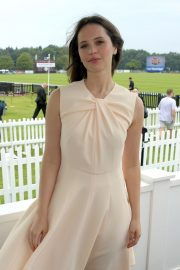 Felicity Jones attends The Royal Windsor Cup Final at Guards Polo Club in England 2019/06/23 7