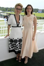 Felicity Jones attends The Royal Windsor Cup Final at Guards Polo Club in England 2019/06/23 9