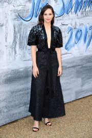 Felicity Jones attends The Summer Party 2019 at The Serpentine Gallery 2019/06/25 4