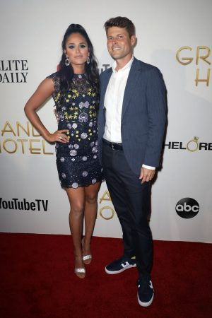 "Feliz Ramirez and Sam Golden at ABC's ""Grand Hotel"" Premiere in Miami Beach 2019/06/10 2"