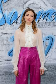 Freya Mavor attends The Summer Party 2019 at The Serpentine Gallery 2019/06/25 1
