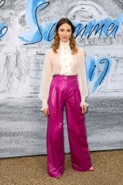 Freya Mavor attends The Summer Party 2019 at The Serpentine Gallery 2019/06/25 4