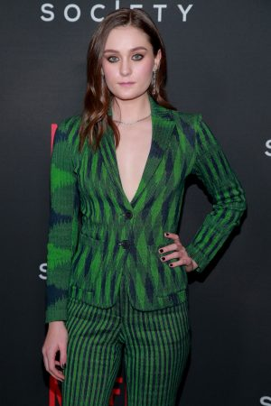 "Grace Victoria Cox attends Netflix's ""The Society"" Special Screening at Regal Cinemas 2019/05/09 3"