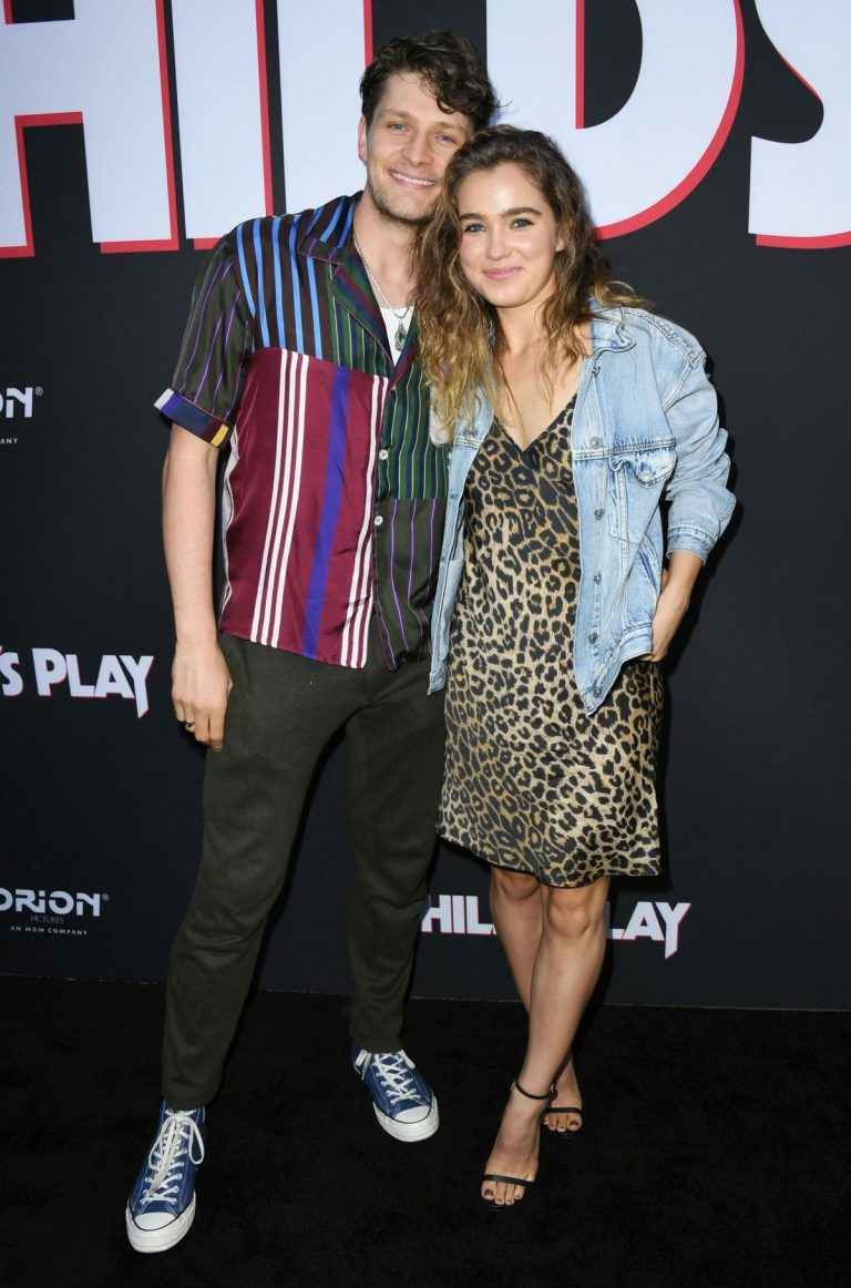 "Haley Lu Richardson and Brett Dier attends ""Child's Play"" Premiere at ArcLight Cinemas in Hollywood 2019/06/19 2"