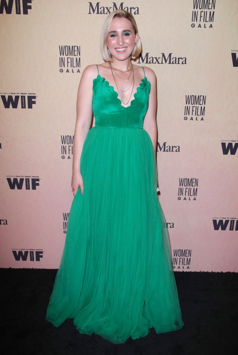 Harley Quinn Smith attends Women in Film Annual Gala at The Beverly Hilton 2019/06/12 2