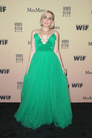 Harley Quinn Smith attends Women in Film Annual Gala at The Beverly Hilton 2019/06/12 5