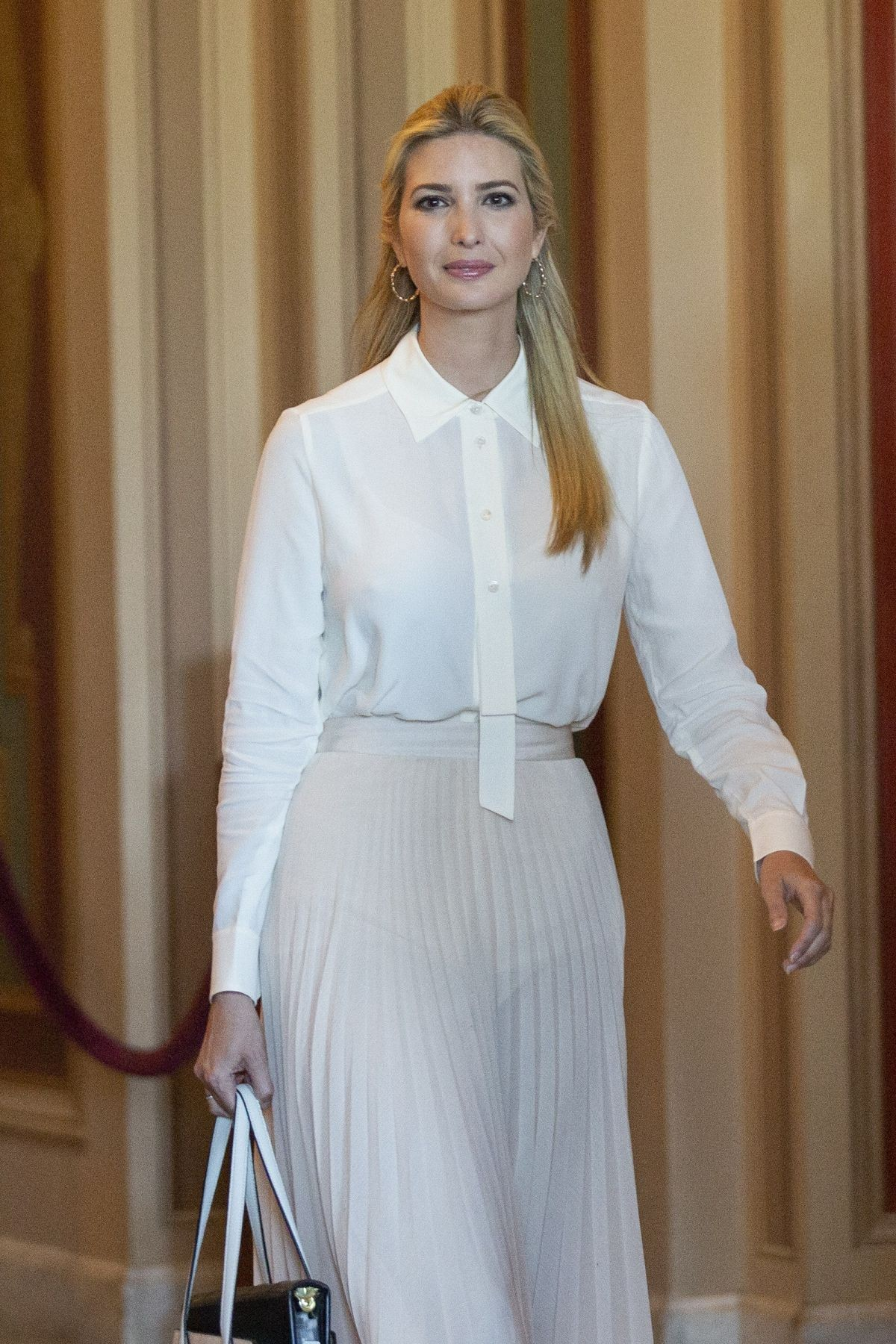 Ivanka Trump at U.S. Capitol Women, Peace and Security in Washington D.C. 2019/06/11 6