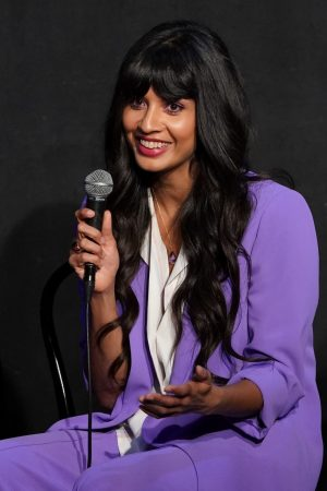 """Jameela Jamil attends """"The Good Place"""" Event in Los Angeles 2019/06/17 1"""
