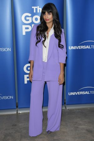 """Jameela Jamil attends """"The Good Place"""" Event in Los Angeles 2019/06/17 6"""