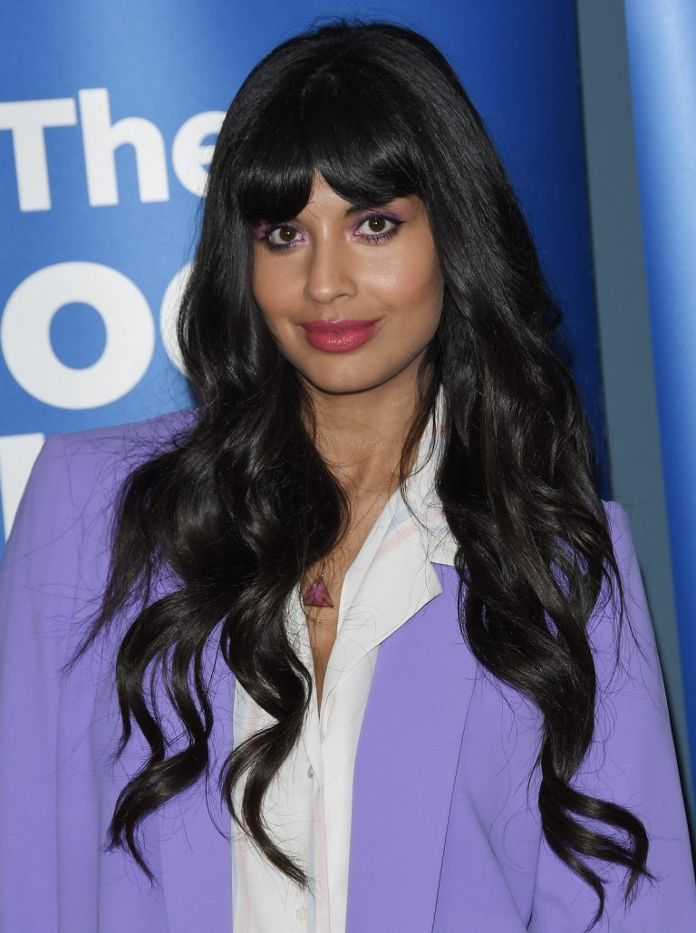 "Jameela Jamil attends ""The Good Place"" Event in Los Angeles 2019/06/17 7"