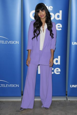 """Jameela Jamil attends """"The Good Place"""" Event in Los Angeles 2019/06/17 8"""
