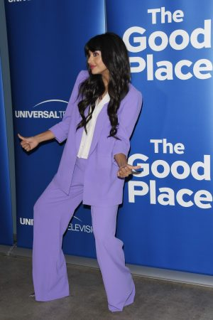 """Jameela Jamil attends """"The Good Place"""" Event in Los Angeles 2019/06/17 9"""