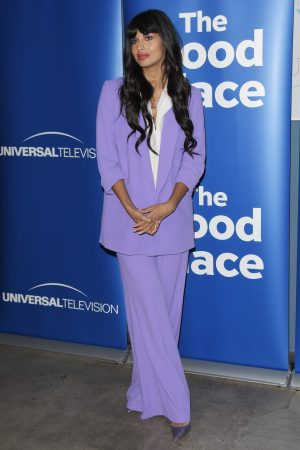 """Jameela Jamil attends """"The Good Place"""" Event in Los Angeles 2019/06/17 11"""