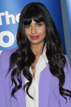 """Jameela Jamil attends """"The Good Place"""" Event in Los Angeles 2019/06/17 12"""