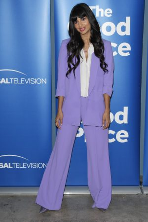 """Jameela Jamil attends """"The Good Place"""" Event in Los Angeles 2019/06/17 14"""
