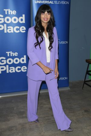 """Jameela Jamil attends """"The Good Place"""" Event in Los Angeles 2019/06/17 15"""
