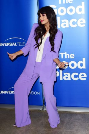 """Jameela Jamil attends """"The Good Place"""" Event in Los Angeles 2019/06/17 16"""
