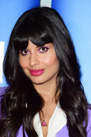 """Jameela Jamil attends """"The Good Place"""" Event in Los Angeles 2019/06/17 18"""
