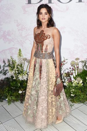 Jenna Coleman attends 2019 V&A Summer Party in London 2019/06/19 3